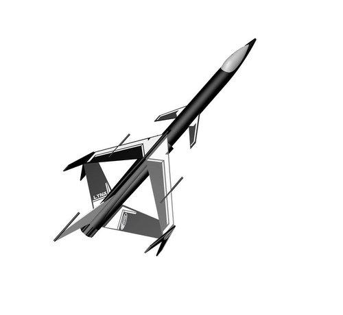 Estes -EST LYNX RCKT KIT MINI LVL 3