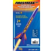 Estes (EST) 000806 Firestreak SST Model Racket Kit E2X Easy-to-Assemble