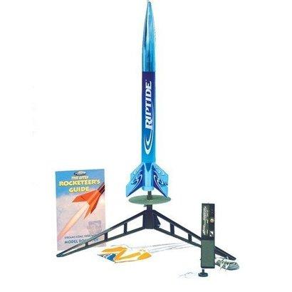 EST - Estes 1403 Riptide Launch Model Racket Set RTF