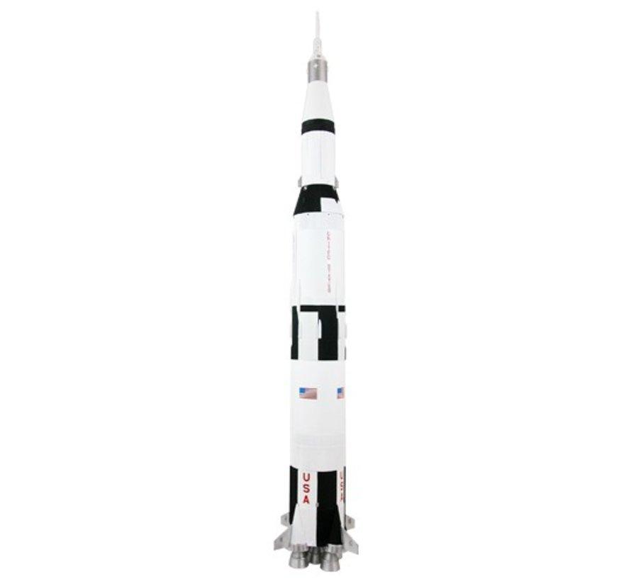 1969 Saturn V Model Rocket Kit (1/100 scale)
