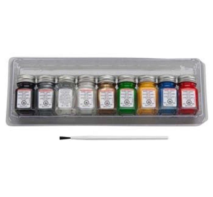 9146XT All-Purpose Gloss Enamel 8 color St