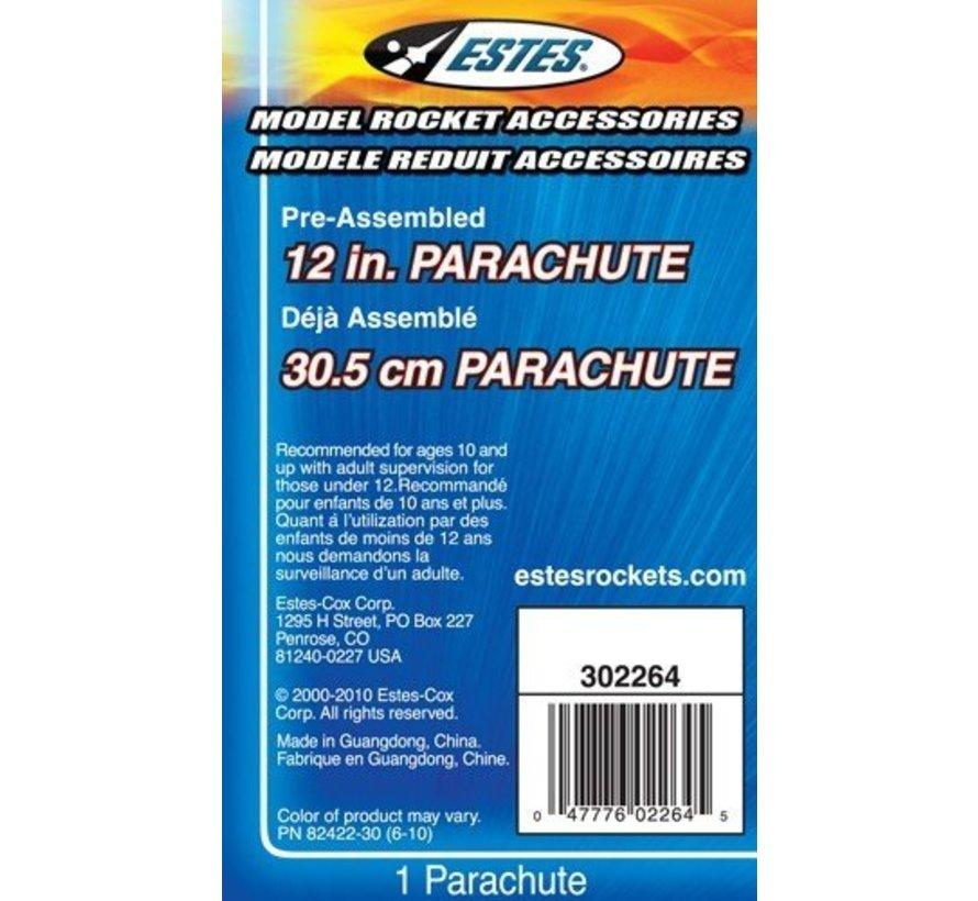 "2264 Model Rocket Parachute, 12"""