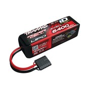 Traxxas -TRA 6400mAh 11.1v 3-Cell 25C LiPo Battery