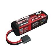 TRA - Traxxas 2857X 6400mAh 11.1v 3-Cell 25C LiPo Battery