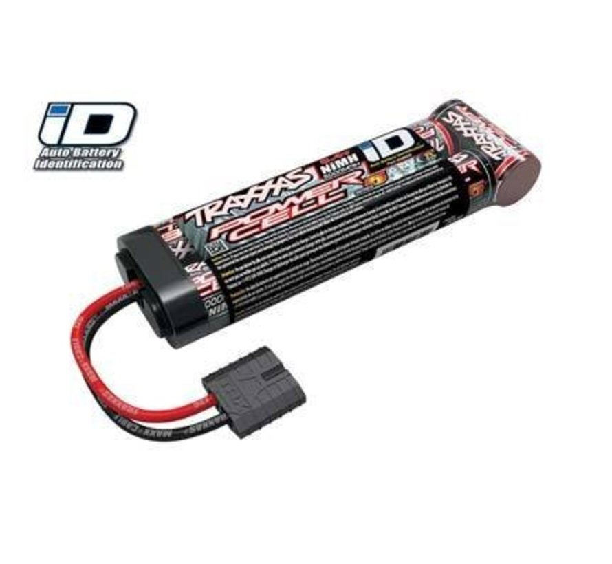 2960X Battery, Series 5 Power Cell, 5000mAh (NiMH, 7-C flat, 8.4V)