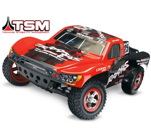 Traxxas (TRA) Slash VXL: 1/10 Scale 2WD Short Course Racing Truck with TQi Traxxas Link Enabled 2.4GHz Radio System & Traxxas Stability Management (TSM)
