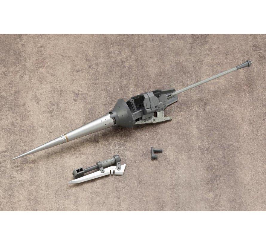 RW008 WEAPON UNIT 08 BATTLE LANCE M.S.G