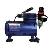 Paasche (PAS) Compressor w/ Regulator & Auto Shutoff