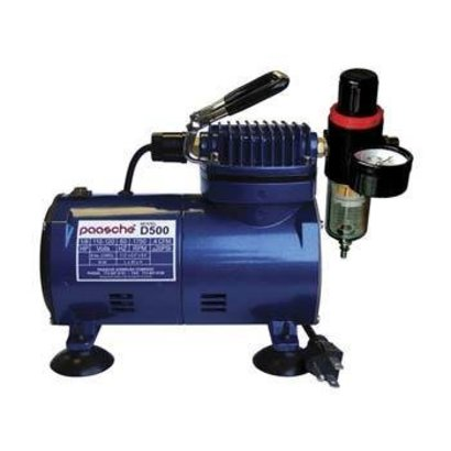 PAS - Paasche D500SR Compressor w/ Regulator & Auto Shutoff