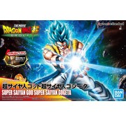 BANDAI MODEL KITS Super Saiyan God Super Saiyan Gogeta