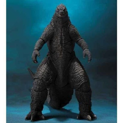 "Tamashii Nations 55276 Godzilla 2019 ""Godzilla: King of the Monsters"", Bandai S.H. MonsterArts"
