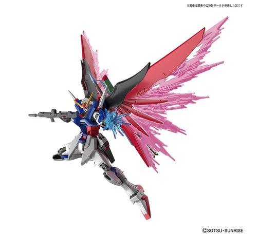 "BANDAI MODEL KITS 5057606 Destiny Gundam ""Gundam SEED Destiny"", Bandai HGCE 1/144"