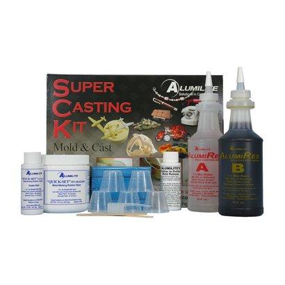 ALU - Alumilite 10500 Complete Casting Kit