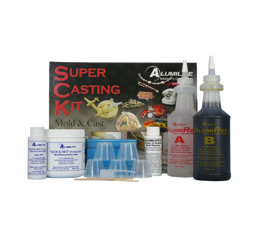 10500 Complete Casting Kit