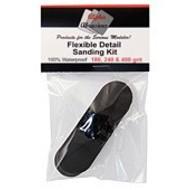 APA - Alpha Precision Abrasives Flexible Detail Sanding Kit