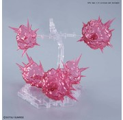 BANDAI MODEL KITS Burst Effect (Space Pink)