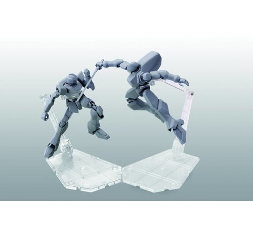 Tamashii Nations BAS56788 Tamashii Stage Act. 5 for Mechanics, Stand Support (Clear), Bandai