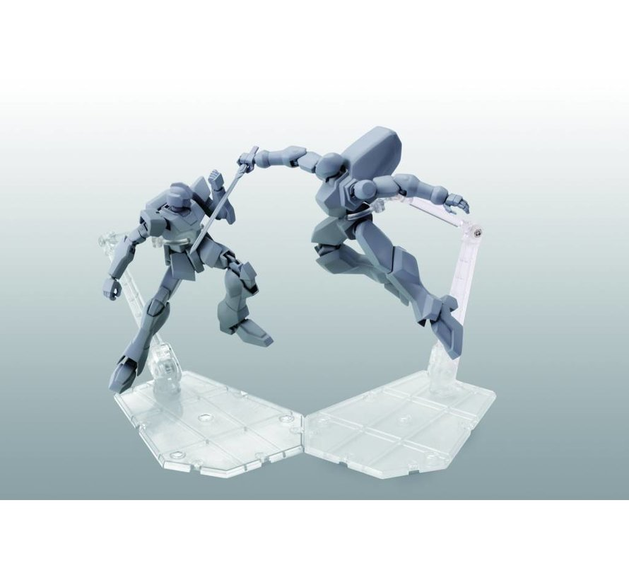 BAS56788 Tamashii Stage Act. 5 for Mechanics, Stand Support (Clear), Bandai