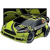 TRA - Traxxas Ford Fiesta ST Rally: 1/10 Scale Electric Rally Racer with Officially Licensed Painted Body and TQ 2.4GHz radio system