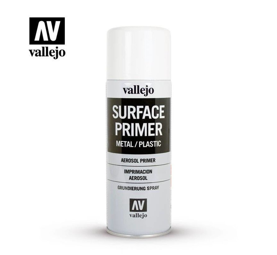 28010  White  Primer- 400 ML Spray