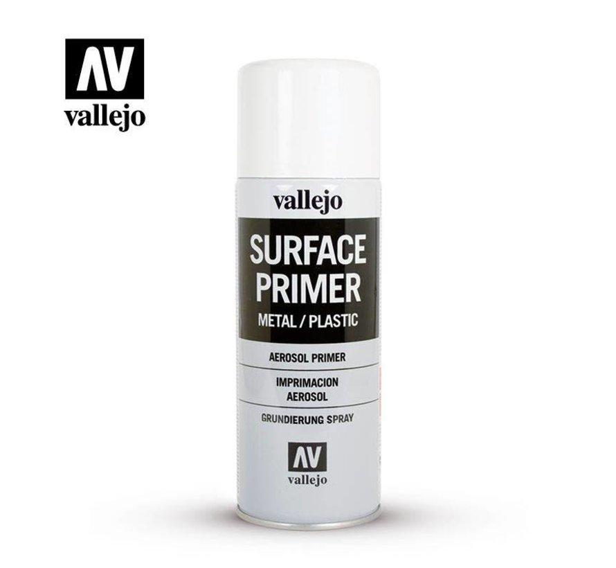28010  White  Primer- 400 ML Spray