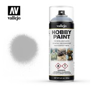 VALLEJO ACRYLIC (VLJ) Basic Grey Primer - Spray
