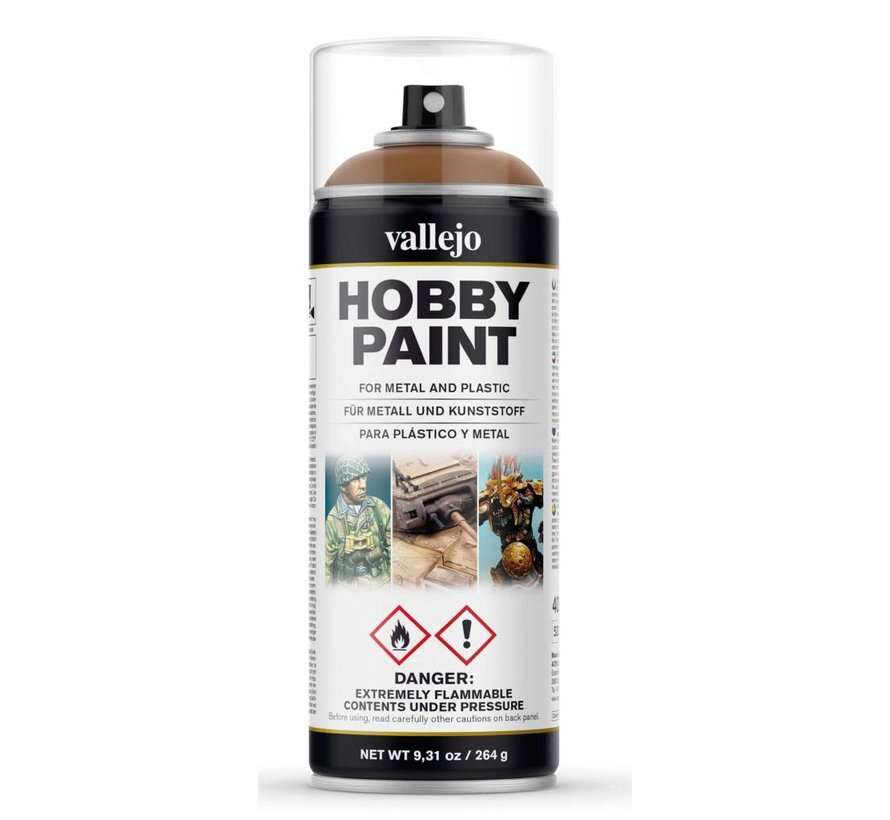 28014  Leather Brown - 400 ML Spray
