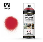 VALLEJO ACRYLIC (VLJ) Bloody Red - Spray