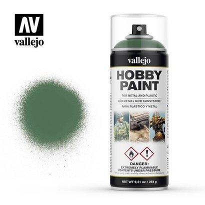 VLJ-VALLEJO ACRYLIC PAINTS 28028  Sick Green - 400 ML Spray