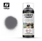 VALLEJO ACRYLIC (VLJ) Gunmetal - 400 ML Spray