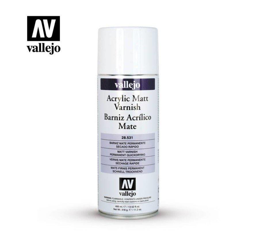 28531  Matt Varnish - 400 ML Spray