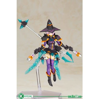 Kotobukiya (KBY) KP502 MEGAMI DEVICE Chaos & Pretty Witch DARKNESS MODEL KIT