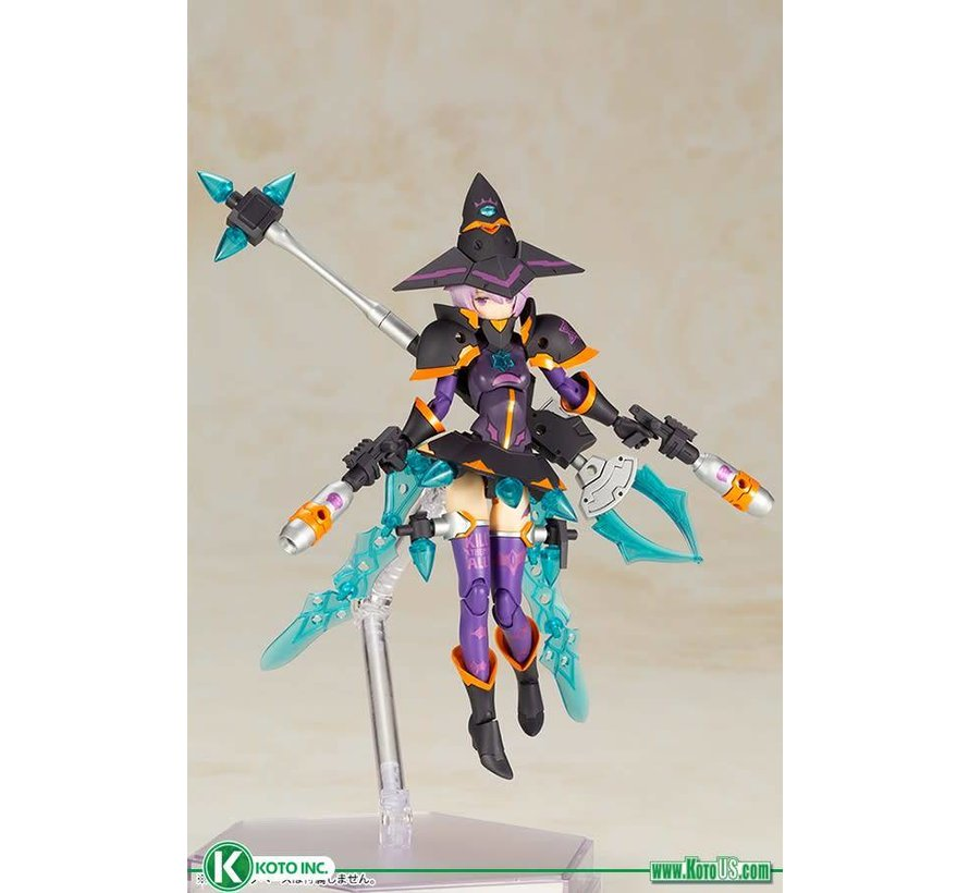 KP502 MEGAMI DEVICE Chaos & Pretty Witch DARKNESS MODEL KIT