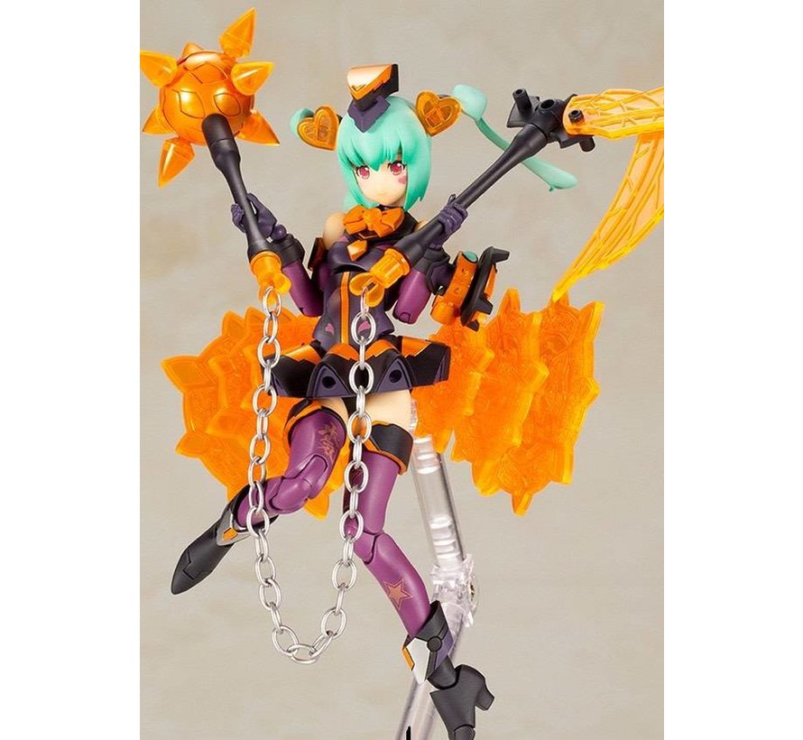 KP501 MEGAMI DEVICE Chaos & Pretty Magical Girl DARKNESS MODEL KIT