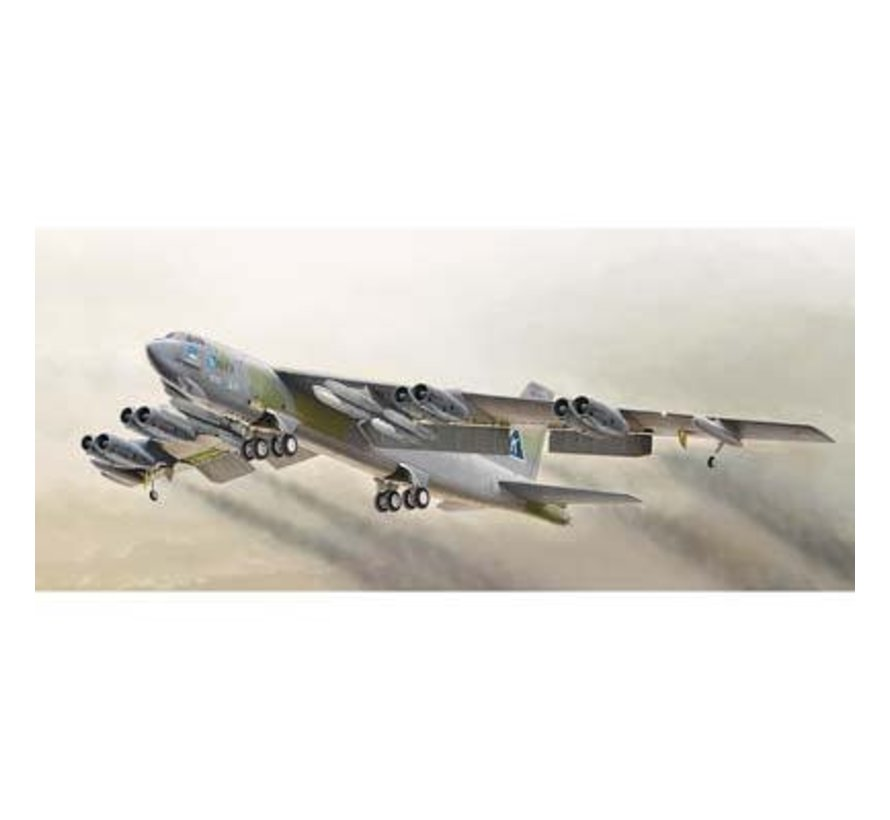 1378S B-52G Stratofortress Strategic Bomber 1/72