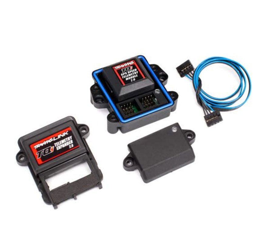 6553X - Telemetry expander 2.0 and GPS module 2.0, TQi radio system