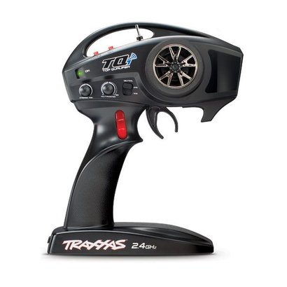 TRA - Traxxas 6530 Transmitter, TQi Traxxas Link enabled, 2.4GHz high output, 4-channel (transmitter only)