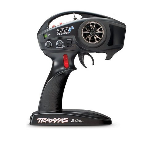 Traxxas (TRA) 6530 Transmitter, TQi Traxxas Link enabled, 2.4GHz high output, 4-channel (transmitter only)