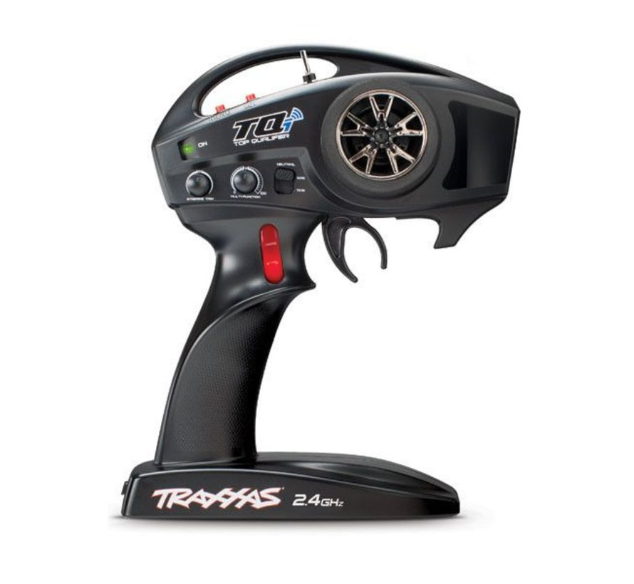 6530 Transmitter, TQi Traxxas Link enabled, 2.4GHz high output, 4-channel (transmitter only)