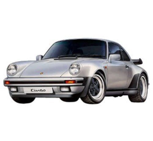 Tamiya (TAM) 865- 24279 Porsche 911 Turbo 1988 Plastic Model Kit  1/24 Scale