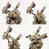 Kotobukiya (KBY) FA068 1/100 TYPE 48 MODEL 1 KAGUTSUCHI KOU: RE