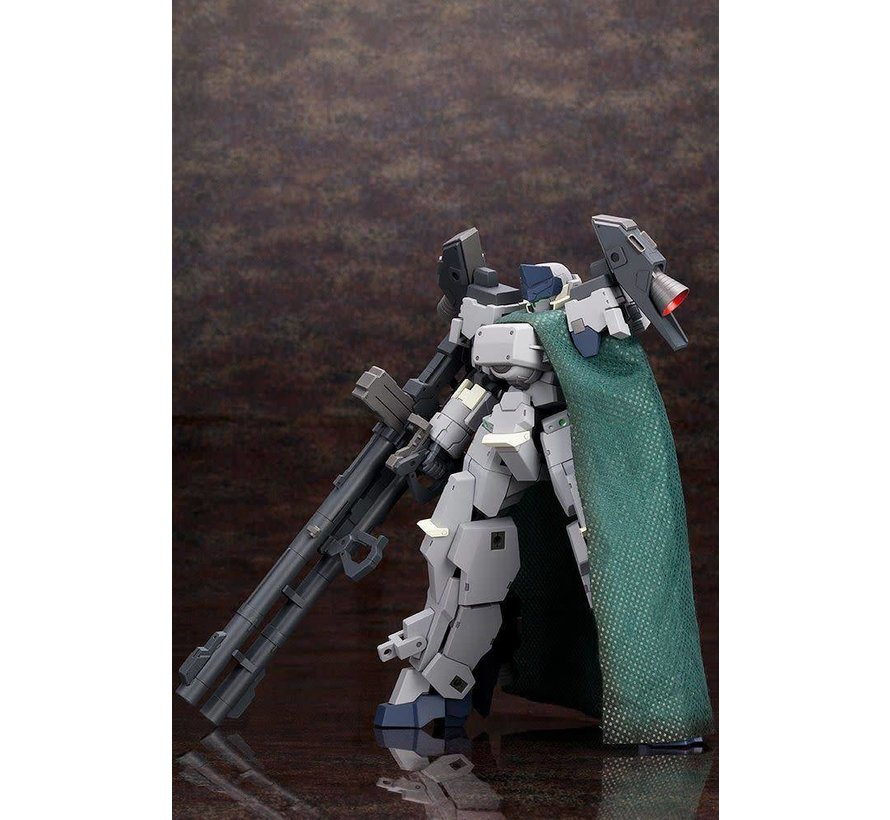 FA071 FRAME ARMS ZEN RAI WITH ASSAULT UNIT:RE PLASTIC MODEL KIT