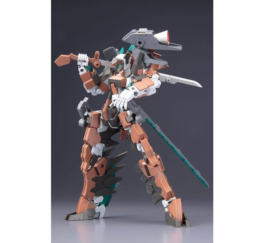 FA076 FRAME ARMS VULTURE CUSTOM: RE PLASTIC MODEL KIT