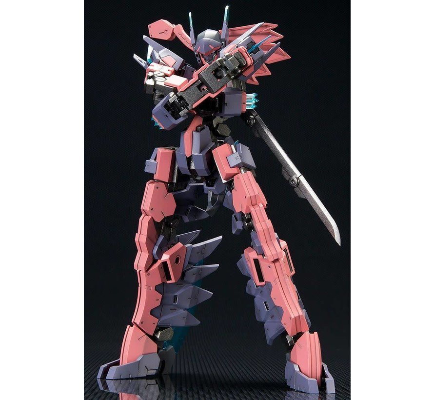 FA081 FRAME ARMS VULTURE:RE PLASTIC MODEL KIT