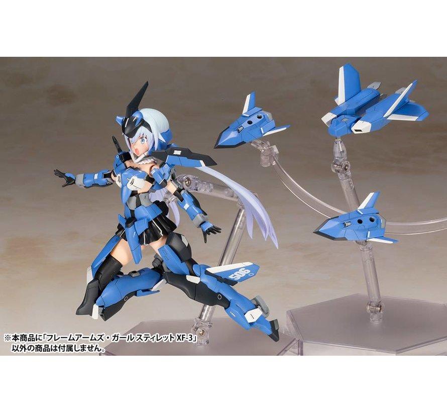 FG060 FRAME ARMS GIRL STYLET XF-3 MODEL KIT