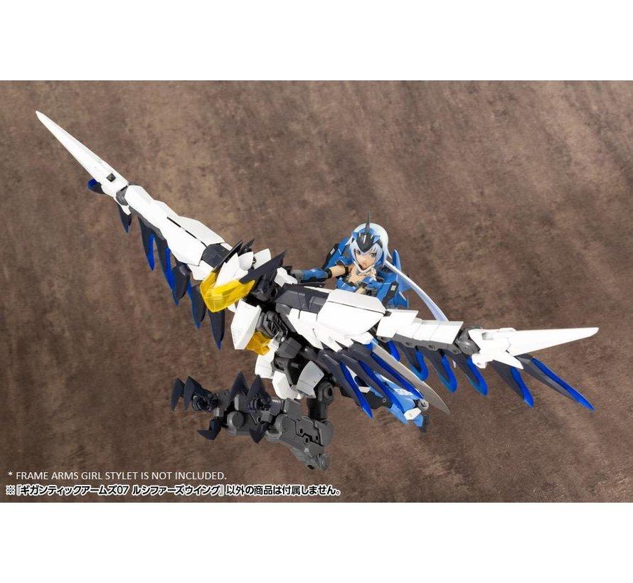 GT007 GIGANTIC ARMS 07 LUCIFER'S WING MODEL KIT