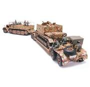 Tamiya (TAM) 865- FAMO & Tank Transporter 1/35