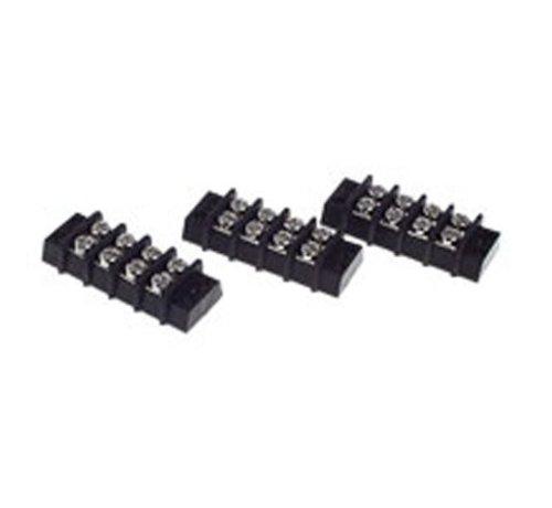 MNT - Miniatronics Corp 475- TB4 Terminal Block  Double Row  Qty 3