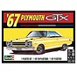854481 Plymouth GTX 1967 Plastic Model Kit 1/25 Scale