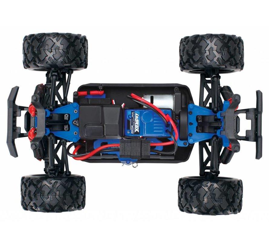 76054-5_GREEN LaTrax Teton: 1/18 Scale 4WD Electric Monster Truck